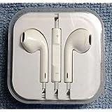 Apple iPhone 6S, 6. 6Plus, 5S 他対応、互換イヤポッド(イヤフォン) [並行輸入品]