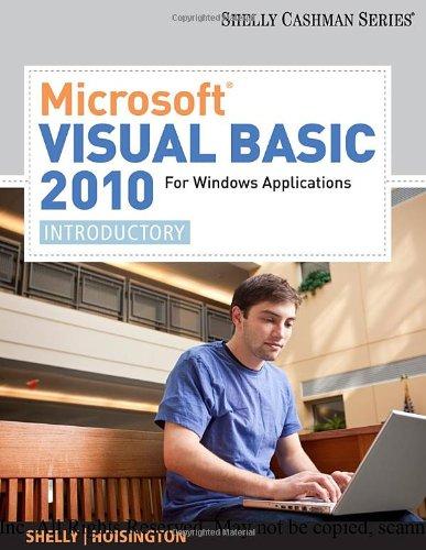Microsoft Visual Basic 2010 for Windows Applications:...