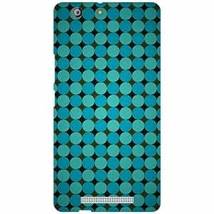 Design Worlds - Gionee Marathon M5 Designer Back Cover Case - Multicolor Ph...
