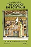 The Gods of the Egyptians, Volume 1 (0486220559) by Budge, E. A. Wallis