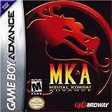 echange, troc Mortal Kombat Advance