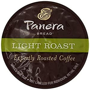 Panera Bread Coffee, Single-cup Coffee for Keurig K-Cup Brewers, 12 Count by Panera Bread