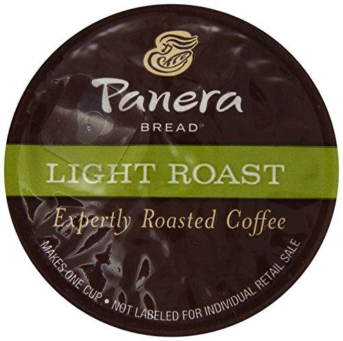 Panera Bread Coffee, Light Roast, 12 Count (Light Roast Coffee For Keurig compare prices)