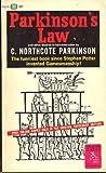Parkinson's Law (0345282779) by C. Northcote Parkinson
