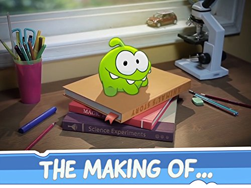 Cut the Rope - The Making Of
