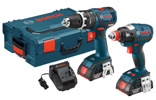 Bosch-CLPK250-181L-18-volt-Lithium-Ion-Brushless-2-Tool-Kit-with-Hammer-DrillDriver-Socket-Ready-Impact-Driver-2-Batteries-Charger-and-L-BOXX-2