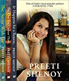 Preeti Shenoy Box Set - It Happens for a Reason/The One You Cannot Have/The Secret Wish List