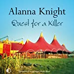 Quest for a Killer (       UNABRIDGED) by Alanna Knight Narrated by Hilary Neville