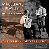Magellan's Playlist [The Athens Guitar Duo] [Claudio Records: CR6019-6] [DVD AUDIO] The Athens Guitar Duo: Dusty Woodruff & Matthew Anderson.