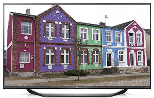 LG Electronics LED-Fernseher 139 cm 55 inch 55UF675V EEK A DVB-T, DVB-C, DVB-S, UHD, PVR ready, CI+