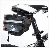 自転車のサドルバッグを購入するの巻
