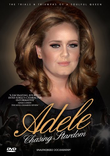 Cover art for  Adele - Chasing Stardom: Unauthorized Documentary