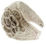 NY Deal Knit Winter Headband Ear Warmer, Various Colors and Styles Available