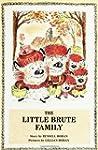 The Little Brute Family (Sunburst Books)
