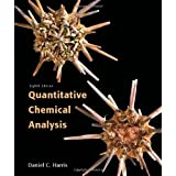 Quantitative Chemical Analysis ~ Daniel C. Harris