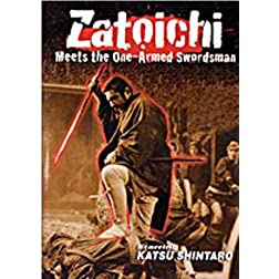 Zatoichi Meets the One-Armed Swordsman - 1971
