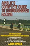 img - for Ainslie's Complete Guide to Thoroughbred Racing book / textbook / text book