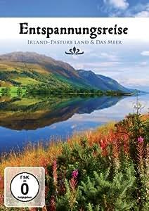 Entspannungsreise - Irland Pasture Land & Das Meer