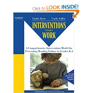 Interventions that Work: A Comprehensive Intervention Model for Preventing Reading Failure in Grades K-3 (Interventions that Work Series)