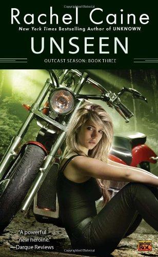 Image of Unseen (Outcast Season, Book 3)