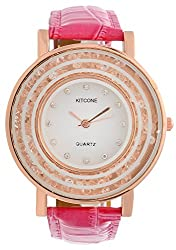 KITCONE Analogue Multicolor Dial womens watches (pi-089)