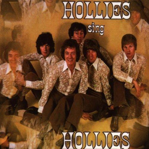 Hollies Sing Hollies artwork