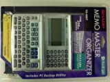 Sharp YO-480P Memo Master Electronic Organizer 256 KB
