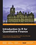 Introduction to R for Quantitative Finance