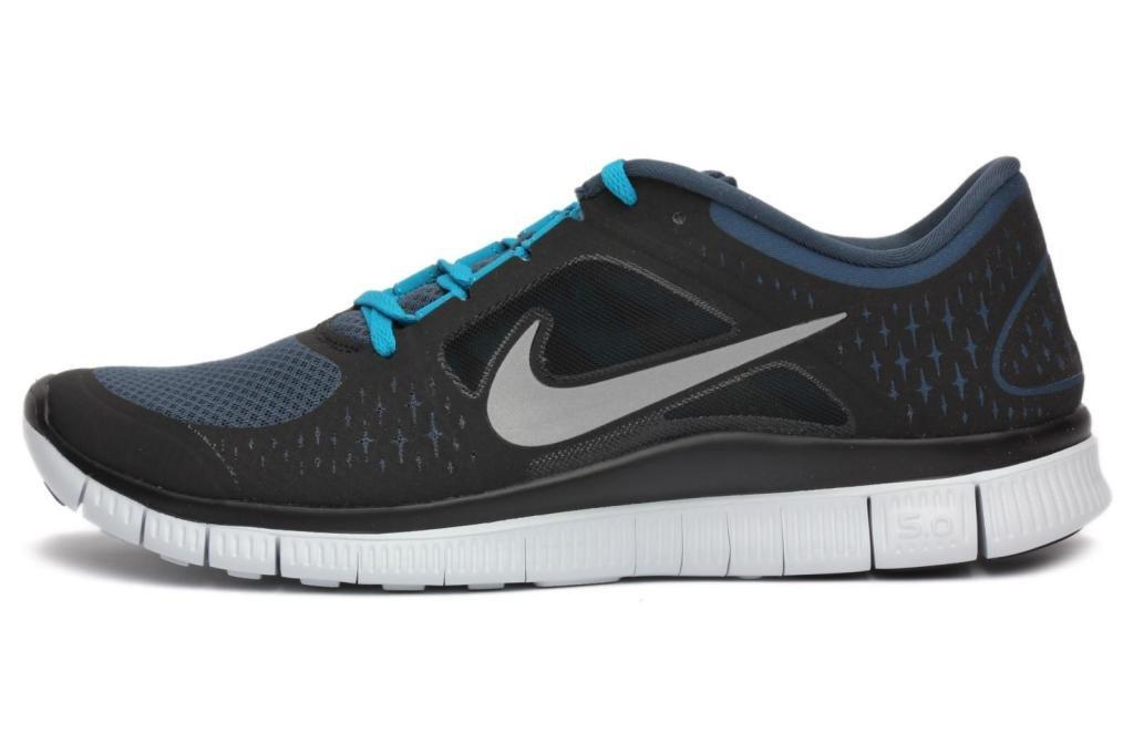 Black Nike Free Run 3