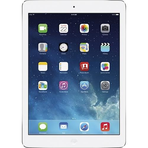 Apple White 64GB iPad Mini with Built in Wi-Fi and 4G for AT&T (ME035LL/A)
