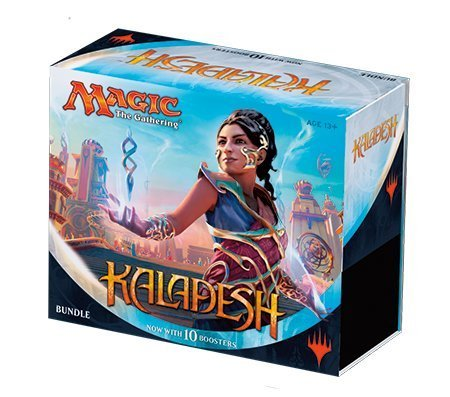 Magic: The Gathering - Kaladesh Bundle (Magic Cards Fat Pack compare prices)