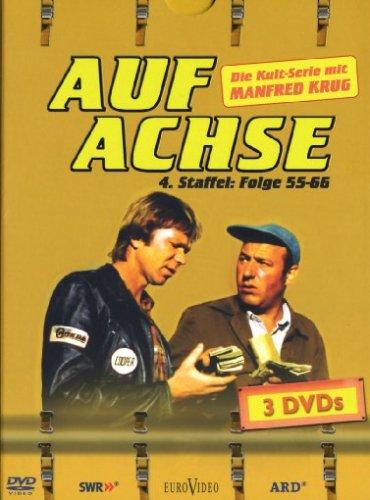 Auf Achse - 4. Staffel, Folge 55-66 [3 DVDs]