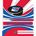 Turner NHL New York Rangers Stretch Book Covers (8190199)