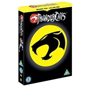 Thundercats Season  on Thundercats  Season 2   Volume 1  Dvd   1986   Amazon Co Uk