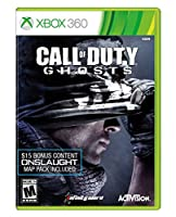 Call of Duty: Ghosts (Onslaught DLC Included) - Xbox 360 from Activision Inc.