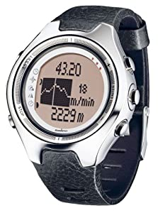 Suunto X6M Wrist-Top Computer Watch with Altimeter, Barometer, Compass, Clinometer... by Suunto