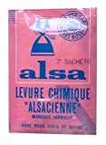 Alsa - French Cake Baking Powder 7 sachets 7x0.4oz