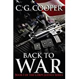 Back to War (Corps Justice Book 1) ~ C. G. Cooper