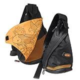 ZEMgear Sling Bag Black-Orange