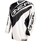 2015 O'Neal Element Black Jersey for Motocross / Off-Road / Dirt Bike / ATV / MTB - Small