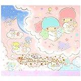 リトルツインスターズ キキララ メモ☆40th くまのヌイグルミデザインシリーズ