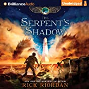 The Serpent's Shadow: The Kane Chronicles, Book 3 | [Rick Riordan]