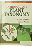 Introductory Plant Taxonomy