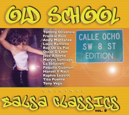 Vol.5-Old School Salsa Classic