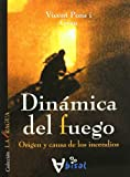 Dinamica Del Fuego/ Fire's Dynamic: Origen Y Causa De Los Incendios/ Source and Cause of Fire (Coleccion La Fragua) (Spanish Edition)