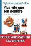echange, troc Gasquet-More Sylvian - Plus vite que son nombre