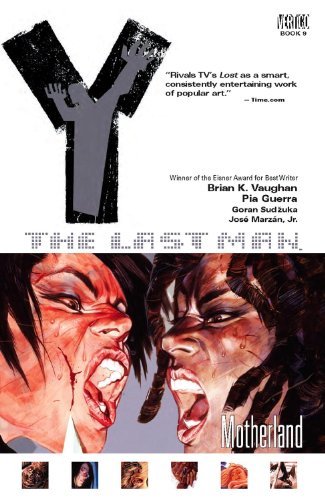 Y The Last Man TP Vol 09 Motherland