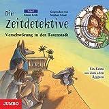 Die Zeitdetektive-Verschw�f¶rung in der Totenstadt-1 by Jumbo