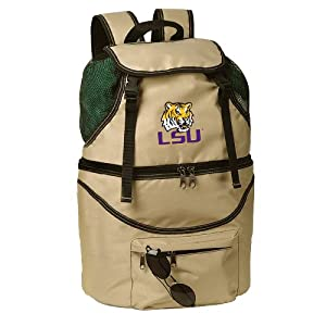 NCAA LSU Tigers Zuma Insulated Backpack by Picnic Time