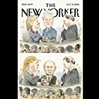 The New Yorker, October 31st 2016 (George Packer, Joan Acocella, Alex Ross) Audiomagazin von George Packer, Joan Acocella, Alex Ross Gesprochen von: Dan Bernard, Christine Marshall